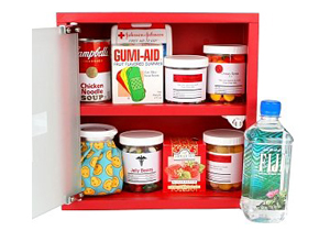 medicine cabinet