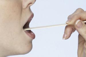 saliva-testing