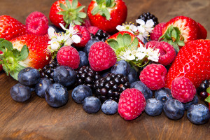 Mixed Fresh Berries
