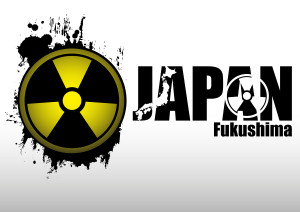 Abstract Composition - Concept. Radiation In Japan