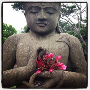 Byron Buddha