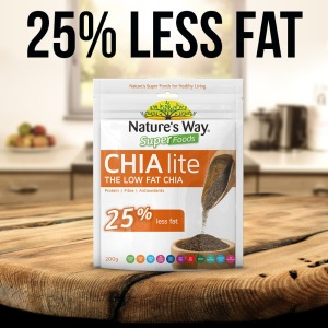 Low Fat Chia