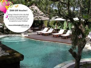 Bali Gift Voucher 1